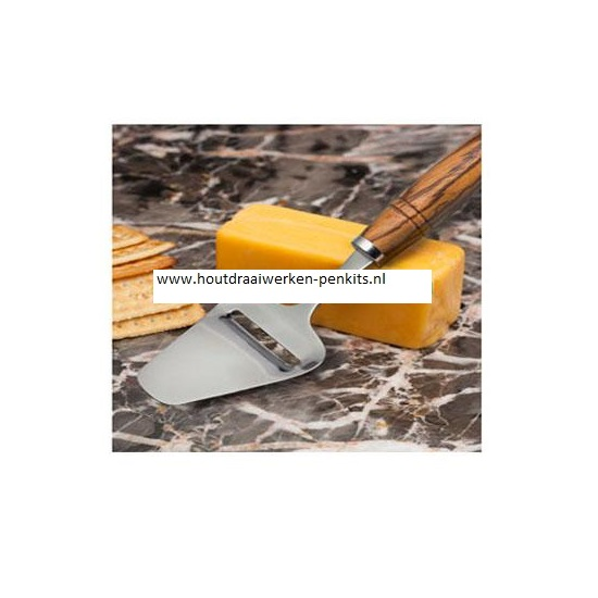 Cheese plane kit stainless steel 1