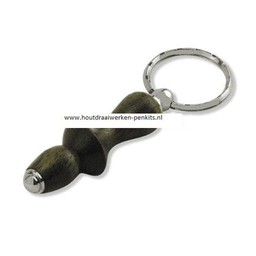 Key chain kits satin chrome