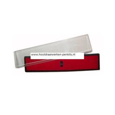 Pen box plastic