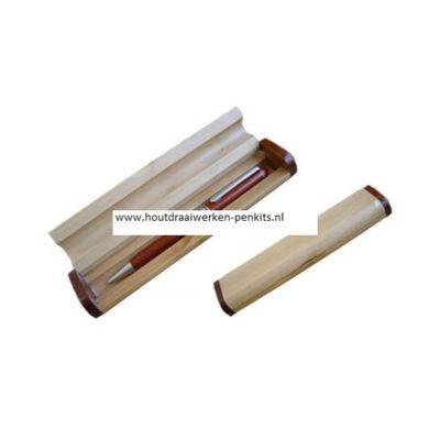 Pen box wood 1
