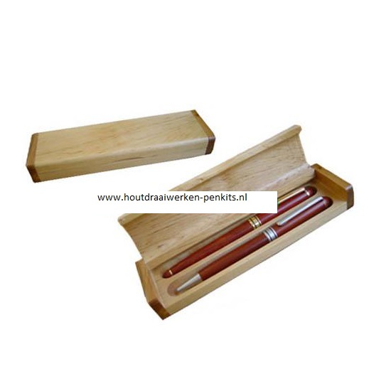 Pen box wood 2