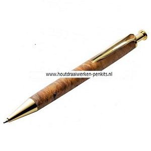 artisan clicker pen kits gold