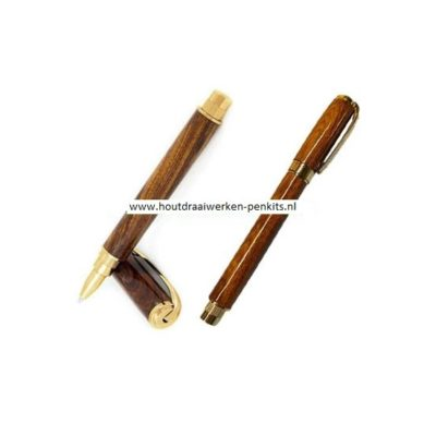 magnetic graduate fountain rollerball pen kits