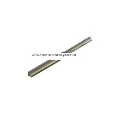 "PM013 Pen mills HSS, Dia.:8.64mm, L:9.5cm, for 3/8"" pen tubes."