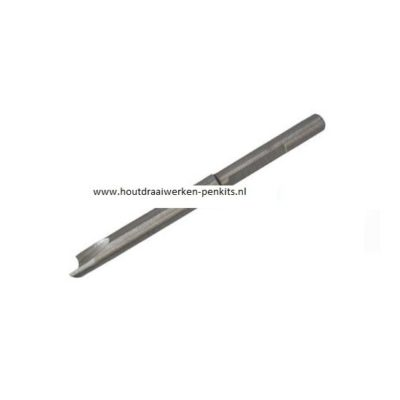 Pen mills HSS, Dia.:9.9mm, L:9.5cm. For 10.45mm pen tubes
