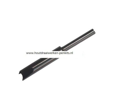 Pen mills HSS, Dia.:11.63mm, L:9.5cm,For 12.35mm pen tubes