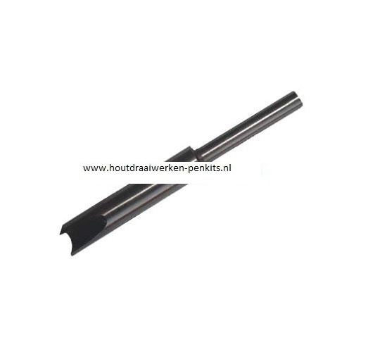 Pen mills HSS, Dia.:11.63mm, L:9.5cm,For 12.35mm pen tubes
