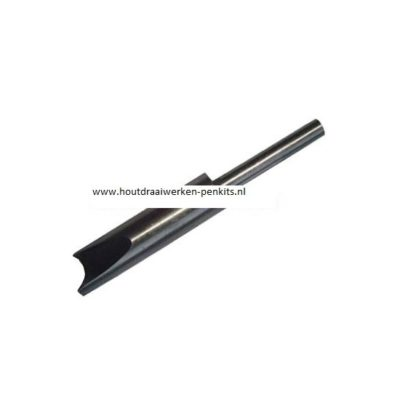 Pen mills HSS, Dia.:13.7mm, L:9.5cm, For 14.5mm pen tubes