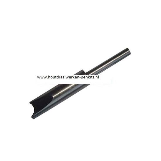 Pen mills HSS, Dia.:13.7mm, L:9.5cm, For 14.5mm pen tubes