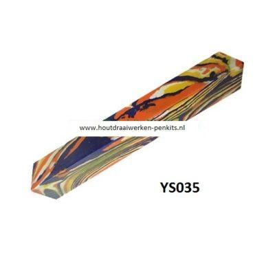 YS035 Yunstone pen blank