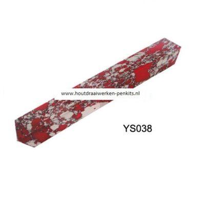 YS038 Yunstone pen blank