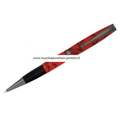 comfort pen kits gun metaal