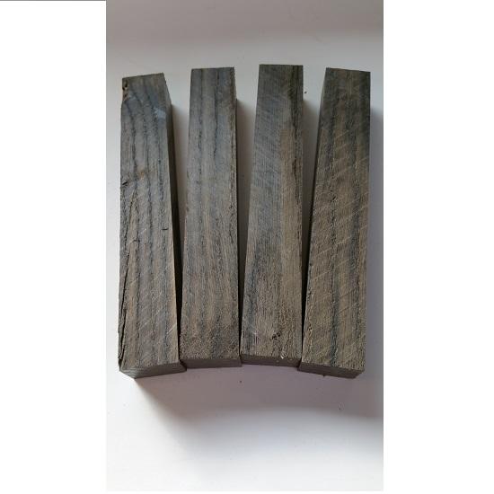 Bog oak penblanks