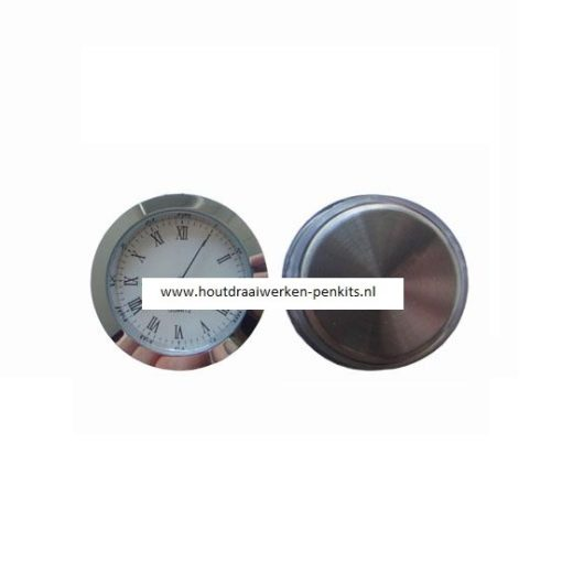 37mm Silver clock insert SWR