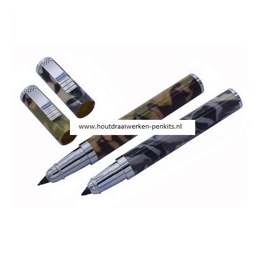 Chrome marker pen kits