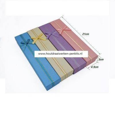 Pen box papier