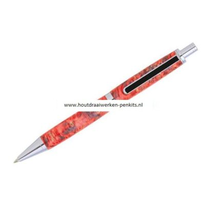 Slimline click pen kit Chrome