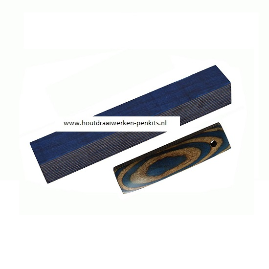 color wood pen blanks CWH08