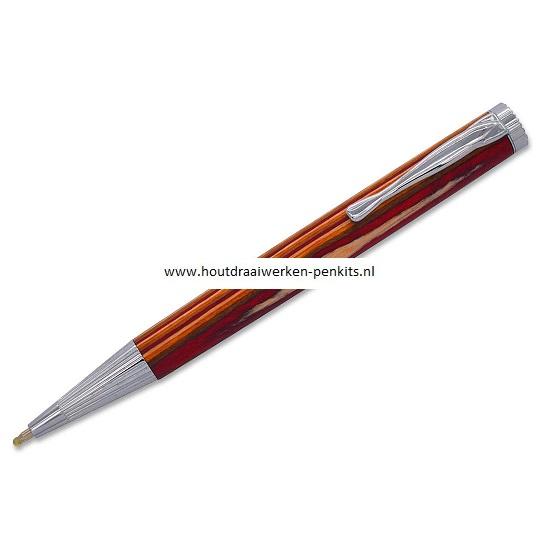 personal ballpoint pen kit Chrome