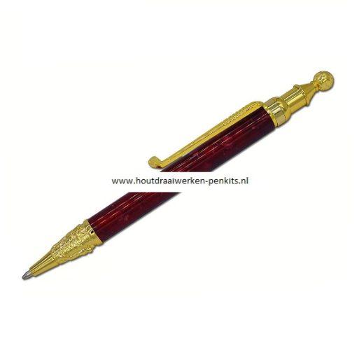 Golf pen kit Gold