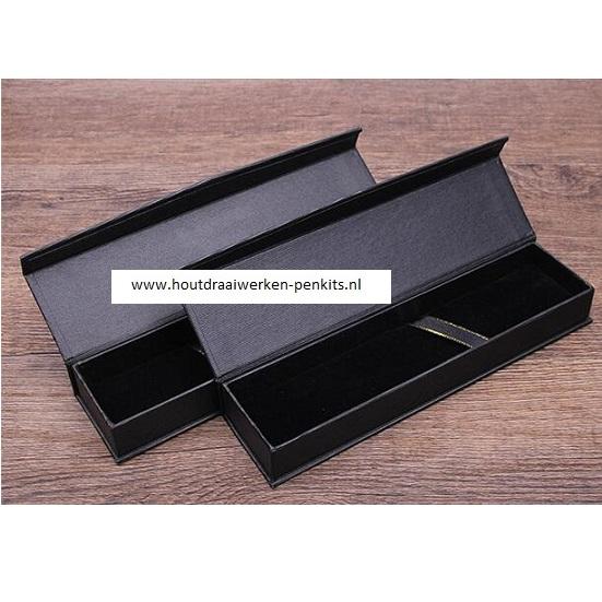 Pen box met magneet sluiting