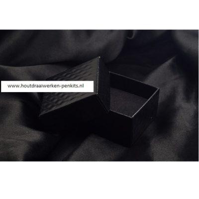 Doosje voor ringen van papier