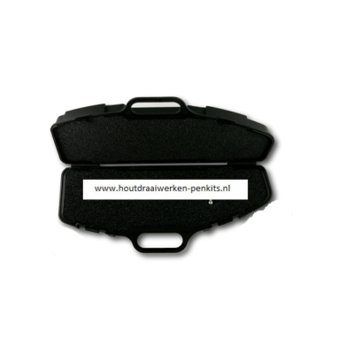 Rifle Case Pen Box in Black