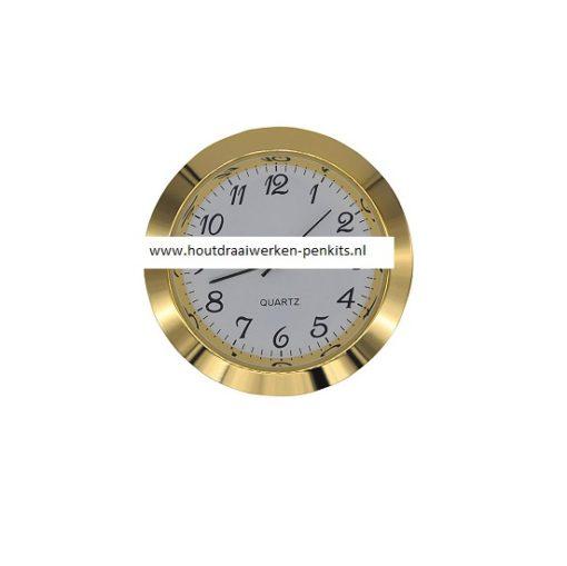 gouden klok insert GW