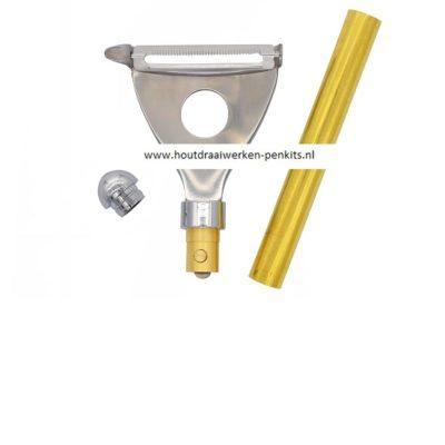 Aardapelschiller PK226 Stainless staal