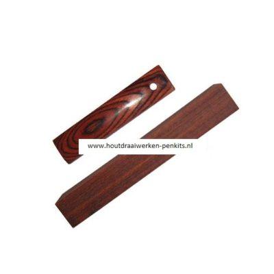 color wood pen blanks CWB018