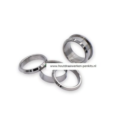 Ring set Stainless steel