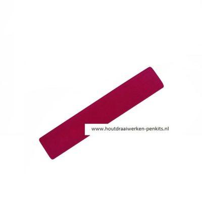 Red velvet pen sleeves